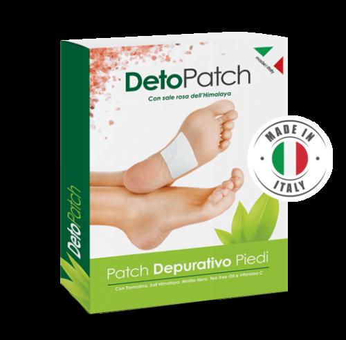 Cerotti depurativi DetoPatch: bufala commerciale o funzionano davvero? Recensioni dal sito ufficiale, guida all'acquisto, prezzo e promozioni.