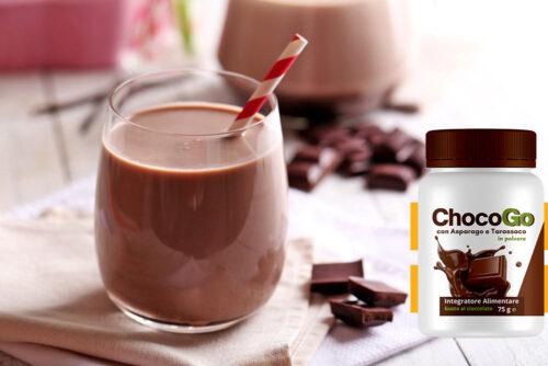 ChocoGo integratore alimentare al cioccolato: acquisto, opinioni e recensioni, prezzo e offerta