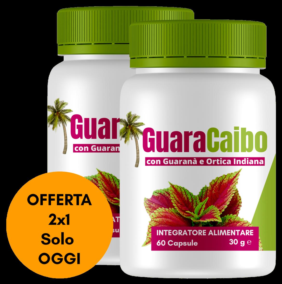 GuaraCaibo formula naturale: dove si acquista? Sito ufficiale, opinioni e testimonianze, prezzo