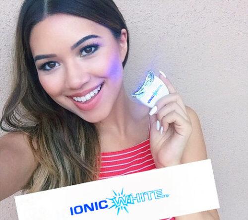 Ionic White denti bianchi: funziona in 2 minuti? Scheda tecnica e acquisto, opinioni e testimonianze e prezzo