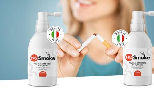 NoSmoke Spray: sostegno per smettere di fumare? Come agisce? Guida all'acquisto, opinioni degli acquirenti, prezzo e promozione