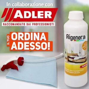 Rigenera Pro da Adler lucidante a base di resina: funziona davvero? Guida all'acquisto, recensioni e pareri, prezzo