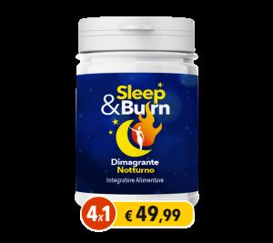Sleep & Burn integratore alimentare: come devono essere assunte le capsule? Recensione guidata, acquisto, prezzo di vendita