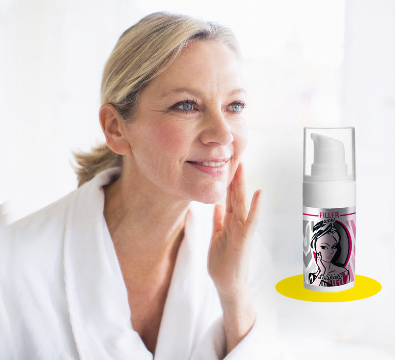 Filler Wow effetto riempitivo viso: come usare la crema? Ingredienti e proprietà, opinioni e recensioni, prezzo
