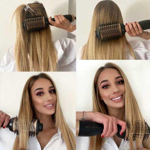 Pro Hair Styler bellezza capelli: come si usa la spazzola elettrica? Acquisto e prezzo, opinioni e recensioni vere