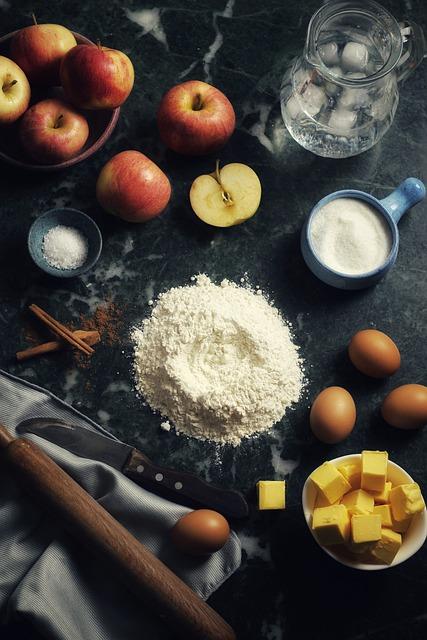 Mele farinose: quali sono? Come usarle nelle ricette?