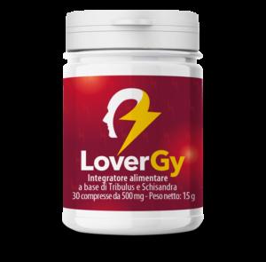 LoverGy integratore uomo: a cosa serve e dove si acquista? Sito ufficiale, opinioni e testimonianze, prezzo