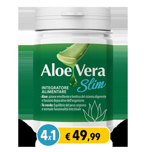 Aloe Vera Slim: aiuta a favorire il controllo del peso? Acquisto, opinioni e recensioni, prezzo