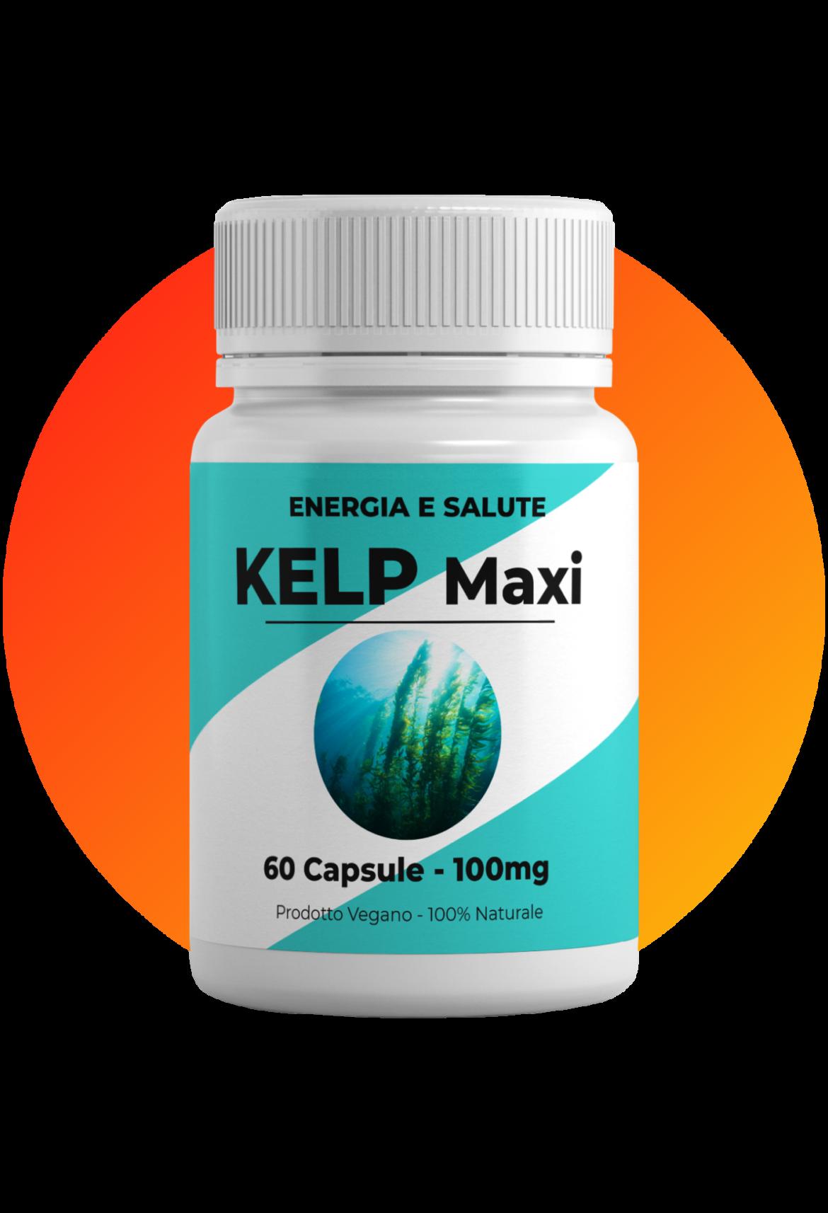KELP Maxi food supplement: quando assumerlo? Acquisto sul sito ufficiale, opinioni e recensioni, prezzo