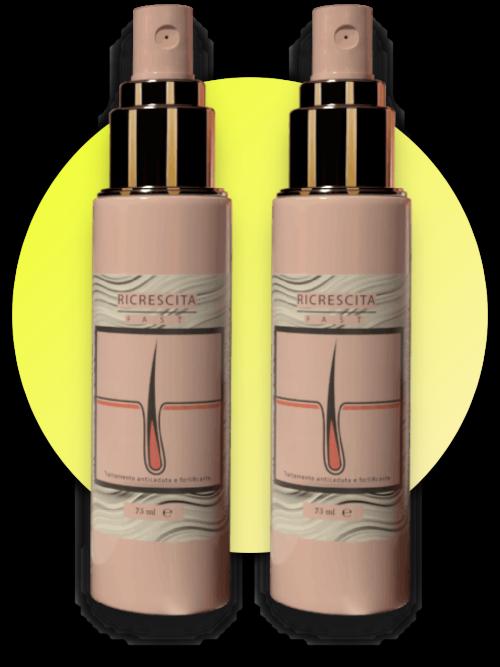 Ricrescita Fast Plus per capelli indeboliti: funziona davvero? Acquisto, opinioni e pareri acquirenti, prezzo