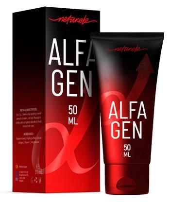 AlfaGen 50 ml gel uomo: a cosa serve? Si rende davvero utile? Acquisto, opinioni e recensioni, prezzo