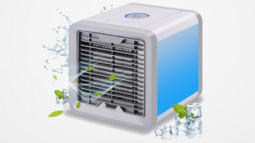 Artic Cube ventilatore portatile: è davvero funzionale? Acquisto e sito ufficiale, recensioni e prezzo