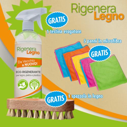 Rigenera Legno ecologico e biodegradabile: formula, sito ufficiale e acquisto, recensioni reali e prezzo