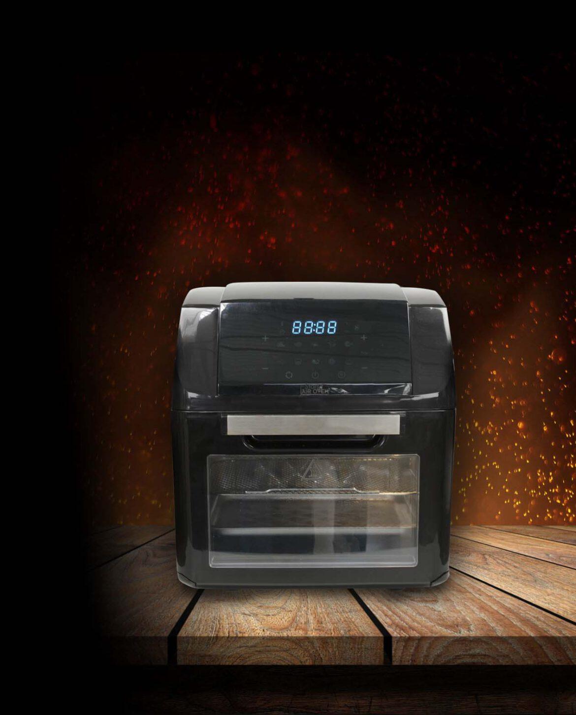 Air Oven forno a circolazione d'aria: cucina a minor apporto di calorie? Acquisto, opinioni e recensioni, prezzo