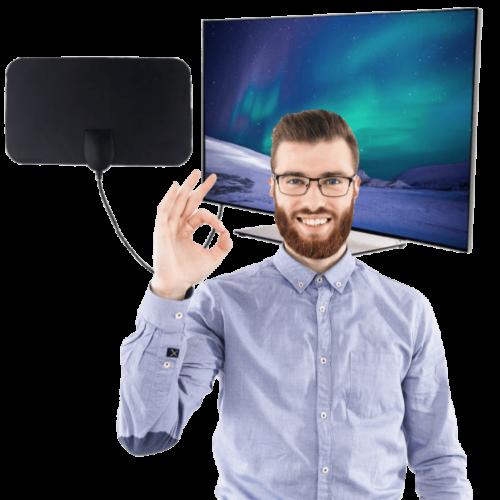 Antenna Powerfull: dove comprarla? Funziona per la ricezione dei canali? Opinioni e recensioni, prezzo