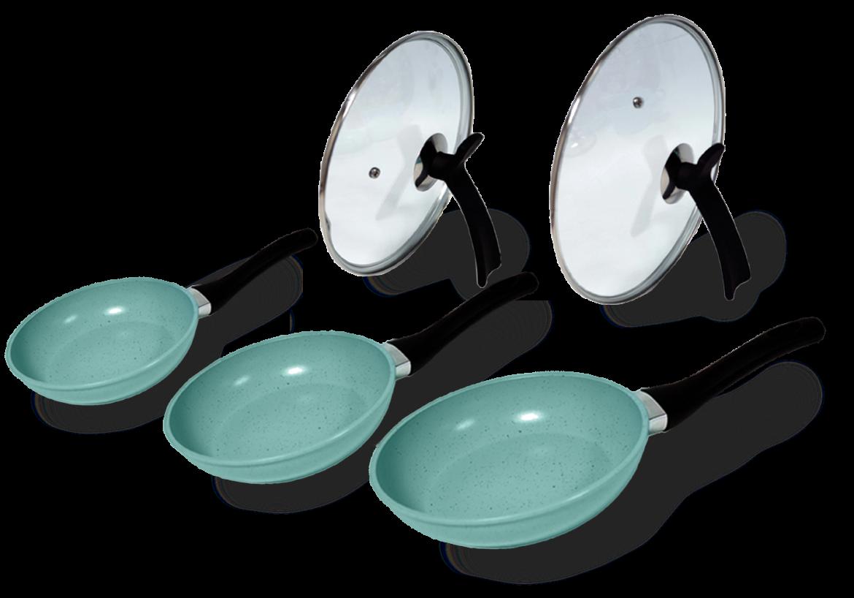 Starlyf Jade Pan Set per cotture rapide e uniformi: sito ufficiale, opinioni e recensioni, prezzo di lancio