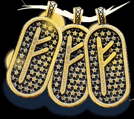 Fehu Amulet rune scandinave: come funziona il portafortuna? Acquisto, opinioni e recensioni, prezzo
